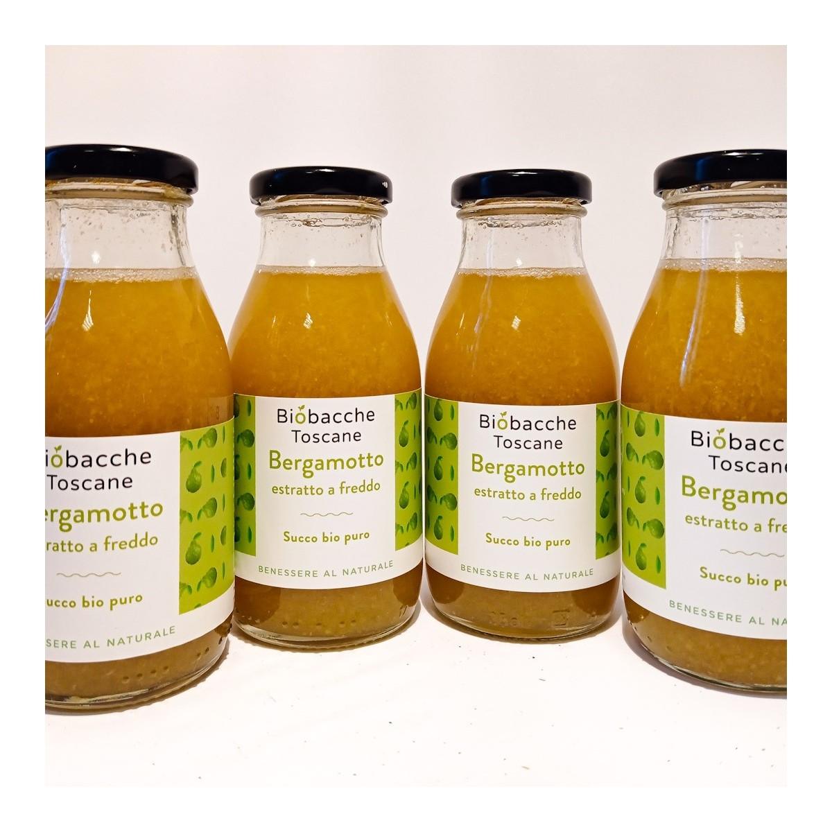 Estratto puro di Bergamotto - Succo Biologico di 5 Bergamotto - Cura di 4 settimane