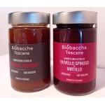 2 Confetture a base Olivello Spinoso Bio Toscano